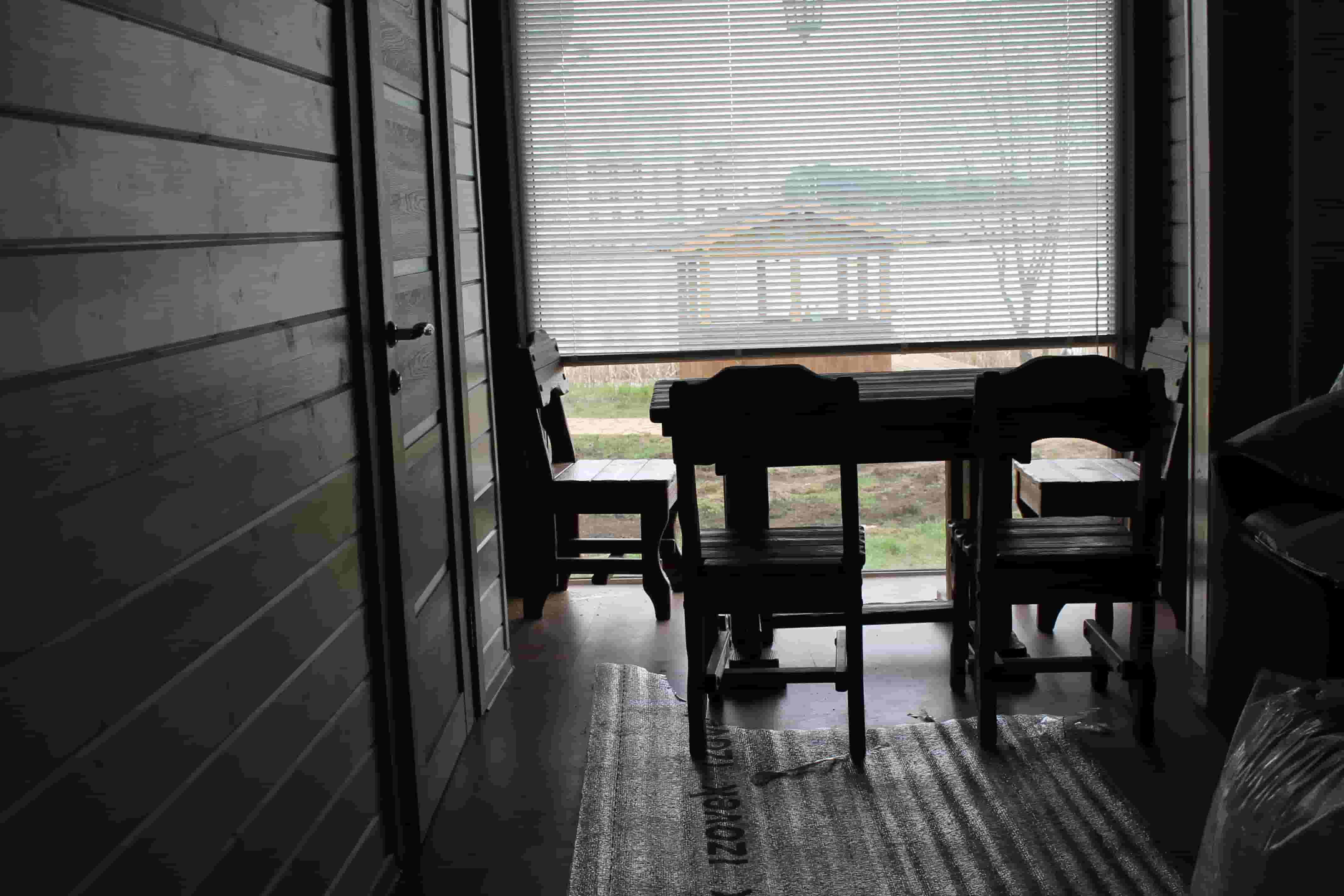 фото дома из сруба #547 внутри