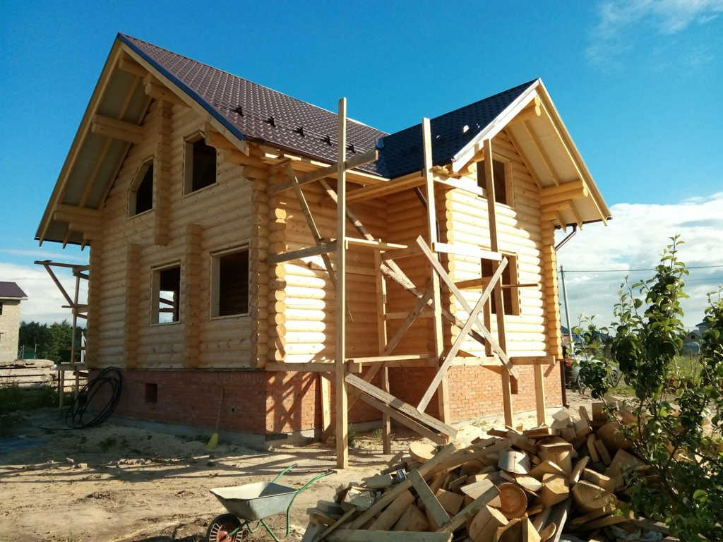 Эркер в деревянных домах
