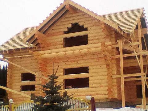 Эркеры в деревянных домах