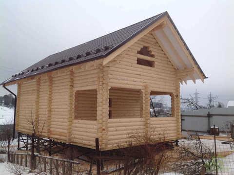 фото дачного дома по проекту #395